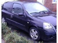 2005 Renault Clio dynamic 1.2 petrol clutch gone