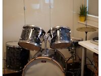 DRUM KIT - GRETSCH BLACKHAWK - Free Delivery!