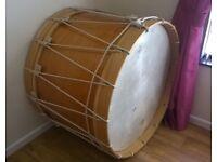 Wanted - Full size Lambeg Drum