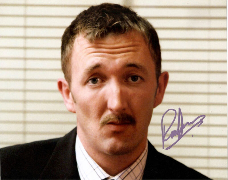 RALPH INESON GENUINE AUTHENTIC AUTOGRAPHED SIGNED PHOTO AFTAL UACC [10898] PROOF