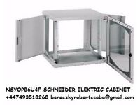 SCHNEIDER ELEKTRIC CABINET NSYOPB6U4F NEW FOR SALE