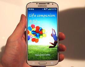 Samsung galaxy s4 amazing condition 16gb unlocked