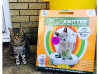 Litter Kwitter - teach your cat to use the loo