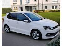 VW Polo rline 2013