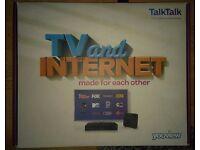 TalkTalk YouView DN372T Set Top Box - 320GB PVR Freeview+ HD Digital Recorder - £10