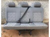 Volkswagen Transporter seats