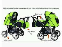 3 in 1 baby travel system