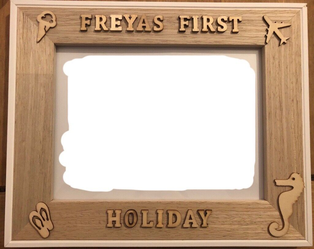 Personalised 3D photo frames | in Swinton, South Yorkshire | Gumtree