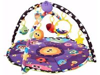 Playgym- Lamaze Space Symphony Motion Gym with Music