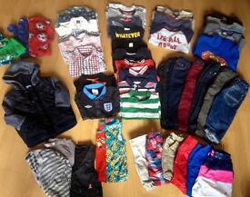Huge boys clothes bundle 2-3 years