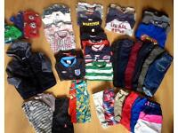 Huge boys clothes bundle 2-3 years