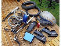 GS850 Motorbike Parts