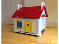 Large bundle girls toys..... compact dolls house, furniture, puzzles, games (see other photos)