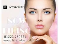 Beauty Therapists Hairdressers REQUIRED! £35 Per Hour!