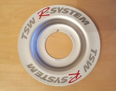 1x TSW R System Alloy Wheel Centre Cap NC150
