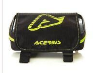 New Acerbis Rear Fender Tool Bag Enduro Trail Green Laning