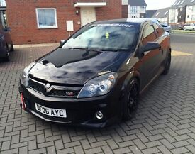 Vauxhall Astra VXR total rep.