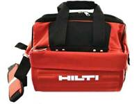 Great xmas gift HILT toolbag mint condition