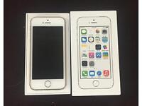 IPHONE 5S GOLD 16GB EE ORANGE T-MOBILE & VIRGIN BOXED