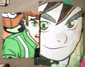 Ben 10 duvet and cover