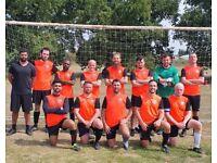 Get back into football, join london football team, find football team ah2g