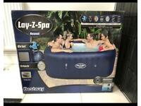 Lay-Z Spa Hawaii Airjet Inflatable Hot Tub
