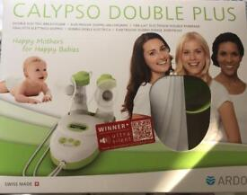 Calipso double electric breast pump