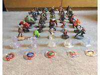 Selection of Disney Infinity figures
