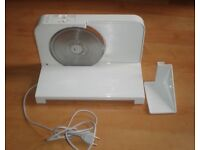 Privileg Electric Food Slicer Cutter for Meat, Vegetables, Bread & Cheese