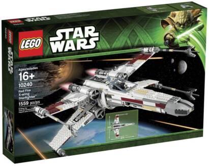 Lego B Wing 6208 No Instructions Toys Indoor Gumtree Australia