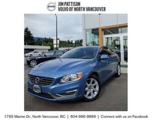 2015 Volvo S60 T5 AWD / 0% Financing