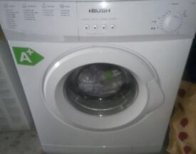 BRAND NEW Bush washing machine - never plumbed/used all parts included
