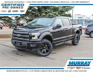 2016 Ford F-150 Lariat *4WD *Leather *Bluetooth