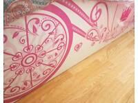 Single princess bed