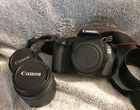 Canon eos 600d bundle *price drop*