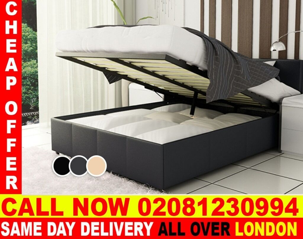 Amazing Offer DOUBLE KINGSIZE SINGLE LEATHER STORAGE BASE Bedding Tillamookin Worcester Park, LondonGumtree - Brand NewFurniture saleAll types of furniture available. Bed, sofa, wardrobe, bunk bed, dining set, coffee tables.Just a call and we will assist you