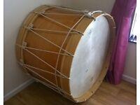Lambeg Drum Plain Shell