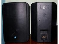 """RCF MONITOR 8"""", Indoor Outdoor Speakers - 300 Watts ,,good condition,"""