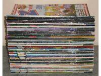 Big Pile Of 'Viz' Comic Books (some duplicates)
