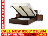 WOW OFFER Storage Leather Bedding Frame Single also have double and king Normal