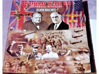 WORLD WAR 2 8 DVD BOX SET OF SPECIAL EDITION In Excellent Condition