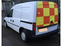 Tidy wee Vauxhall Combo 1.7Di (MAY SWAP)