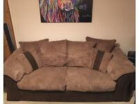 DFS Bexley 3 seater sofa