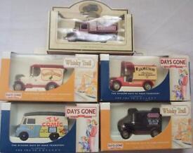 Model vans