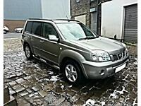 STUNNING NISSAN XTRAIL 4X4 FULLY LOADED PANORAMIC ROOF TOP SPEC 2005 LONG MOT £2199