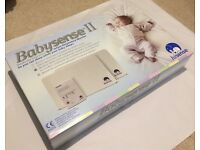 Hardly Used Newborn Baby Breathing/Movement Monitor. Excellent condition. Peace of mind for parents.