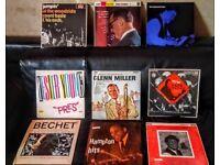 JAZZ / SWING / DIXIE VINYL LP RECORD COLLECTION 60s/70s
