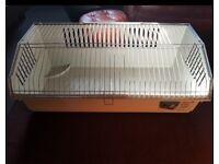 Rabbit/gerbil cage