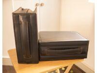2 x 64 capacity archival DVD cases / folders