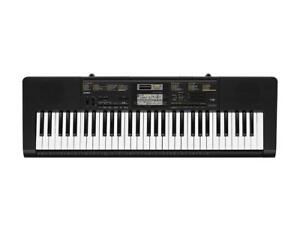 Casio Inc. CTK2400 61-Key Personal Keyboard with Built-In Microphone